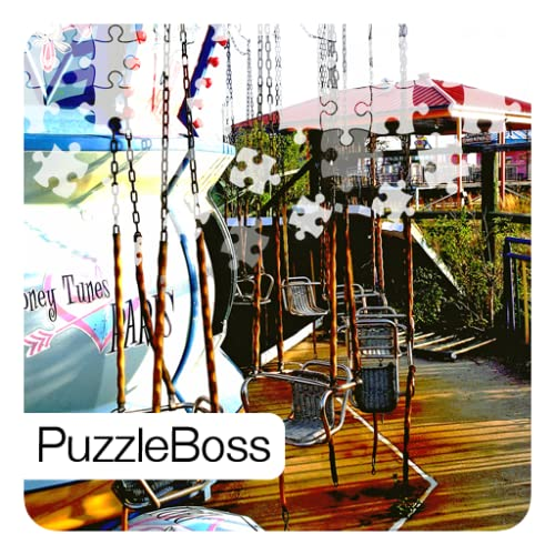 Modern Ruins Jigsaw Puzzles