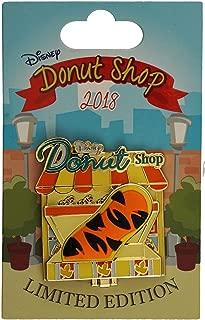 Disney Pin - Donut Shop - Pin of the Month - Tigger