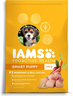 Iams Proactive Health Puppy Chicken Dry Dog Food, All Breed Sizes