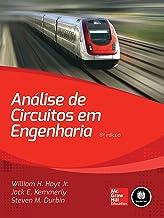 Análise de Circuitos em Engenharia (Portuguese Edition)