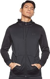 Men's Armour Fleece Fz Hoodie Warm-up Top