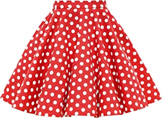 BlackButterfly Kids Vintage 50's Full Circle Girls Swing Skirt