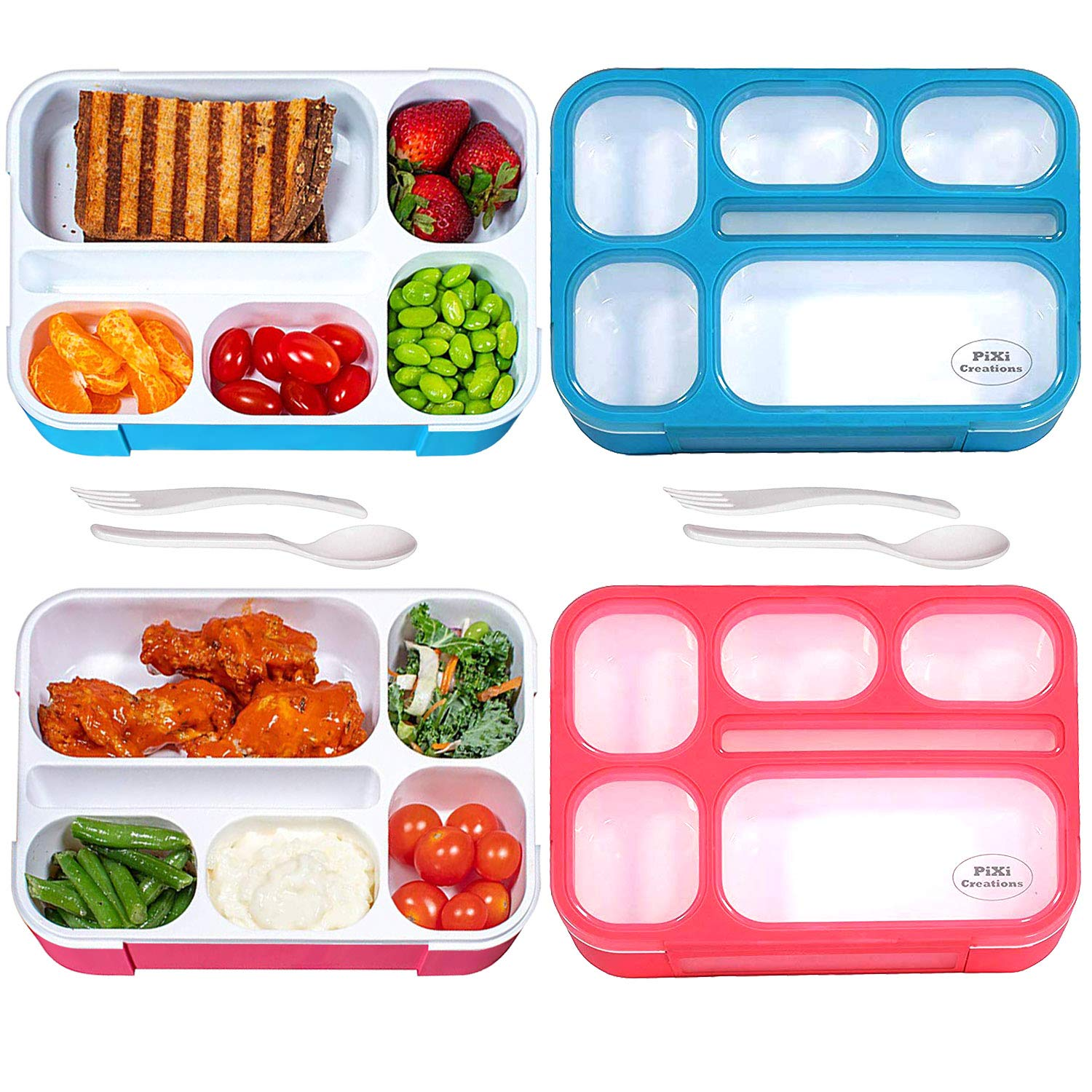Adult Bento Kids Lunch 2 Pack
