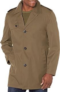 LONDON FOG Men's Flint Short Single Breasted Rain Coat