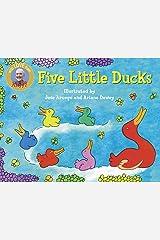 Five Little Ducks (Raffi Songs to Read) Board book