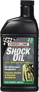 Finish Line Suspension fork oil