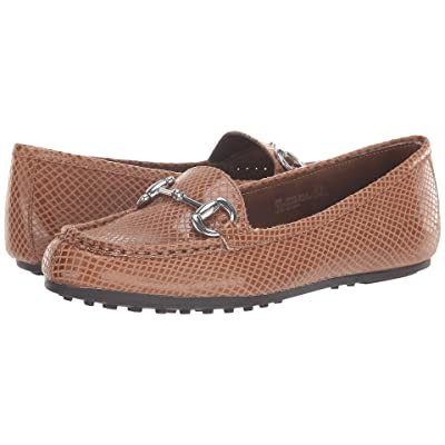 A2 by Aerosoles Drive Back (Tan Snake) Women