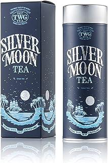 TWG Tea  Silver Moon Tea (オートクチュール缶, 茶葉100g入り)