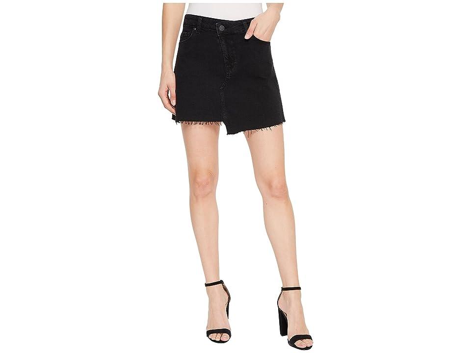 Paige Afia Skirt (Vintage Noir) Women
