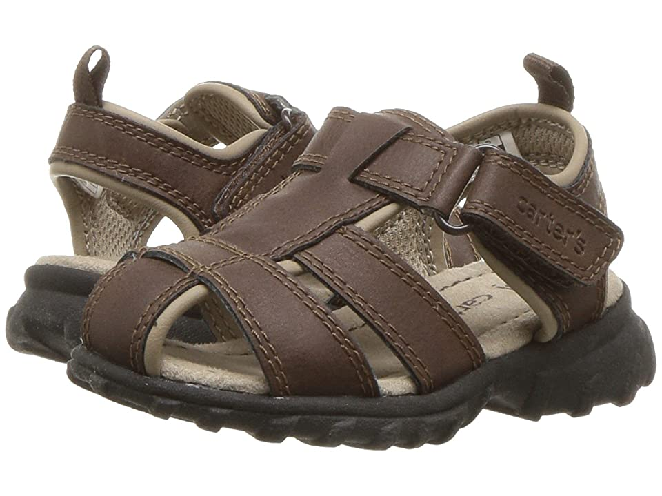 Carters Xtreme (Toddler/Little Kid) (Brown) Boy