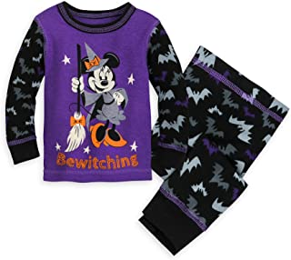 Disney Minnie Mouse ''Bewitching'' PJ PALS for Baby Size 0-3 MO Multi