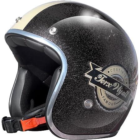 S TORX Casco Moto Wyatt Matt Black