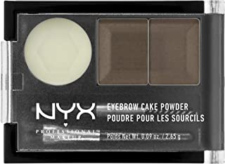 NYX Eyebrow Cake Powder, Taupe Ash