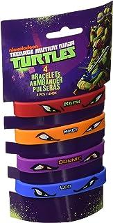 amscan amscan Gummiarmbänder Teenage Mutant Ninja Turtles 4