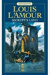Sackett's Land (Sacketts Book 1) Kindle Edition