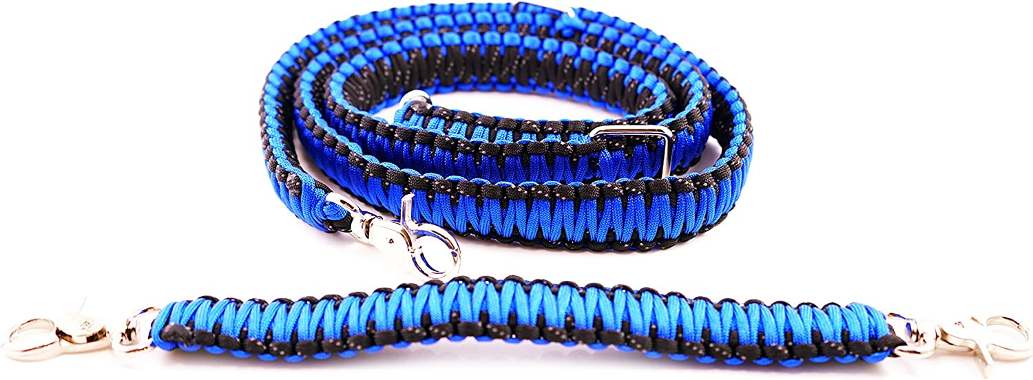 Wilbur's Finest Firefighter Ranking Chicago Mall TOP10 EMS Police Strap Paracord 60