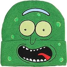 Bioworld Rick and Morty I'm Pickle Rick Hat Beanie Green