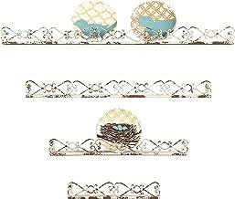 Best shabby chic plate rack shelf Reviews
