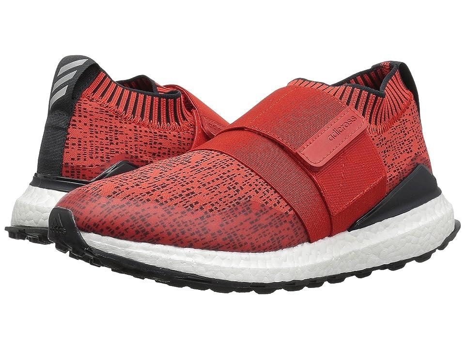 adidas Golf Crossknit 2.0 (Hi-Res Red/Carbon/Footwear White) Men