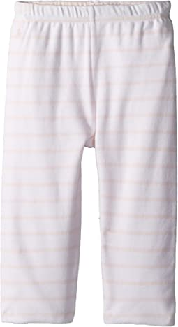 Ralph Lauren Baby - Striped Reversible Cotton Pants (Infant)