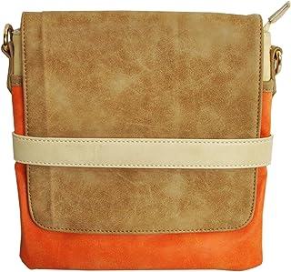 db48e1294b FREE Shipping on eligible orders. Popular MoDA Women s Casual Canvas Hiking  and Travel Cross Body Messenger Handbag