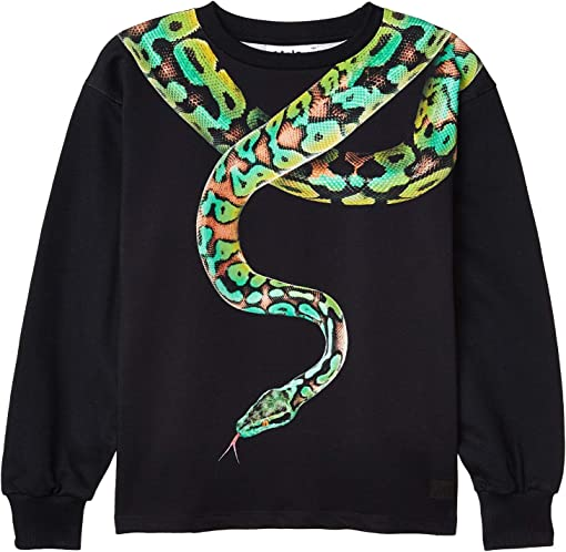 Snake Charmer Green