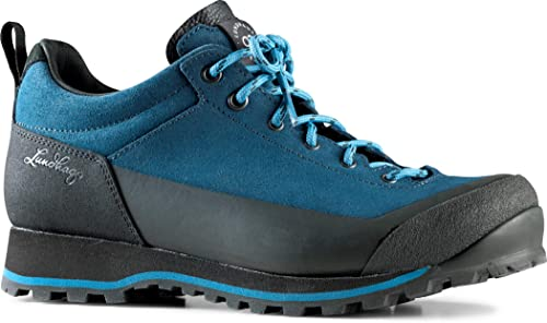 Lundhags Bjerg Chaussures à Tige Basse Femme, Petrol 2019
