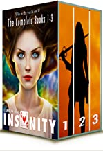 Insanity (Mad in Wonderland) - The Complete Books 1-3
