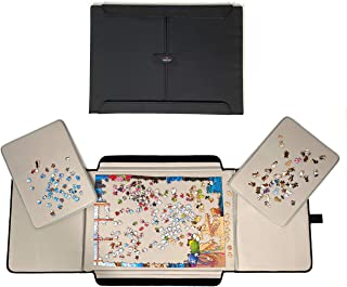 Portable Jigsaw Puzzle Board Mat by Mary Maxim – Puzzle Tables for Adults –..