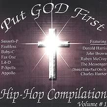 Put God First/Hip Hop Compilation - Volume 1