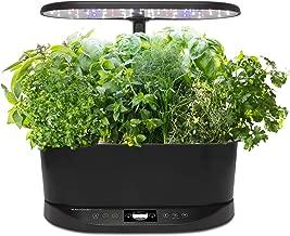 AeroGarden Bounty Basic-Black Indoor Garden