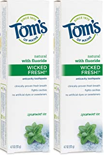 Best toms botanically fresh toothpaste Reviews