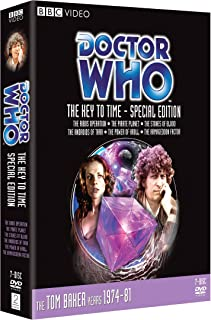 Doctor Who: The Key to Time (Special Collector`s Edition) (Stories 98-103)