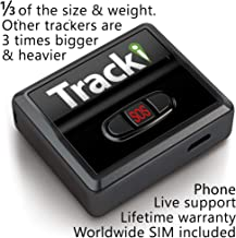 Tracki 2020 Model Mini Real time GPS Tracker. Full USA & Worldwide Coverage. For..