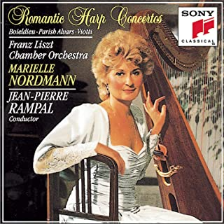 Romantic Harp Concerti