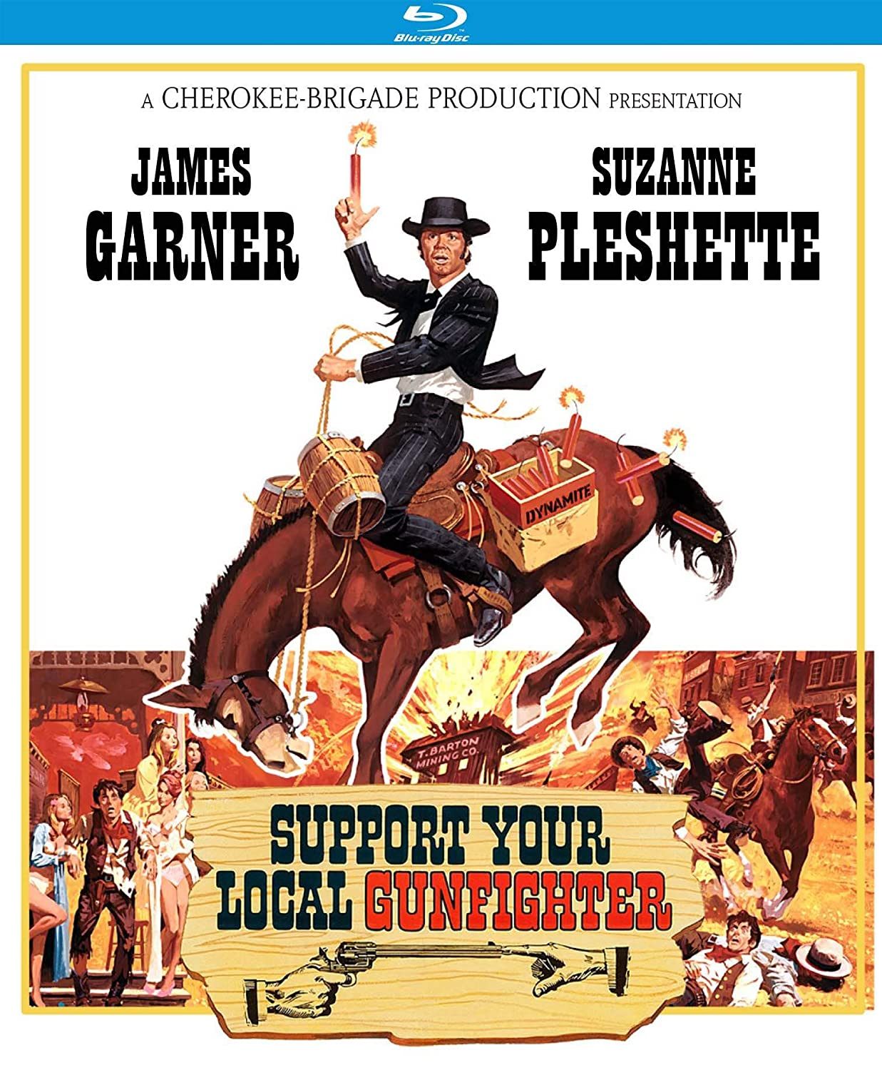 Support Your Branded goods Outlet SALE Local Gunfighter
