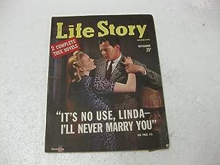 Life Story Magazine November, 1941
