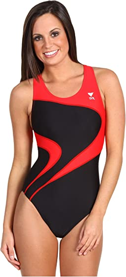 TYR Alliance T-Splice Maxback