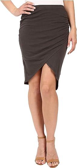 Vintage Whisper Tulip Skirt
