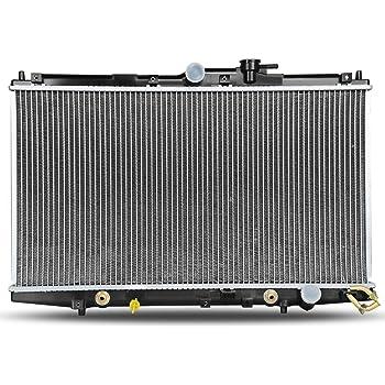 TYC 2148 Honda Accord 1-Row Plastic Aluminum Replacement Radiator