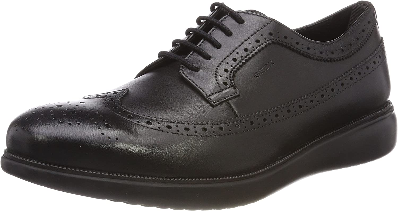 Geox U824CC 00043 Scarpa Elegante men black 39