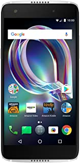 Alcatel Idol 5S - 32 GB - Unlocked (AT&T/Sprint/T-Mobile/Verizon) - Crystal Grey - Prime Exclusive - with Lockscreen Offer...