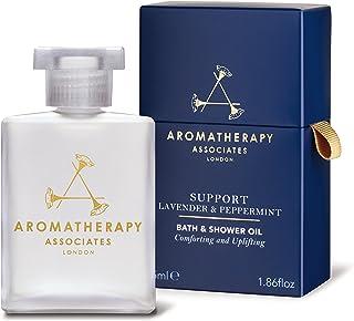 Aromatherapy Associates Support Lavender & Peppermint Bath & Shower Oil, 1.86 fl.oz.