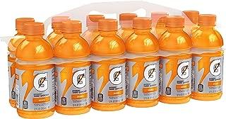 Gatorade Orange, 12 Fluid Ounce, 12 Count