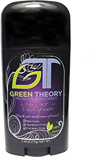 Best green theory deodorant Reviews