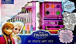 Disney Frozen 60 Piece Art Set