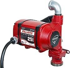 Fill-Rite NX3204 Nextec 25 GPM 12V/24V Continuous Duty Fuel Transfer Pump