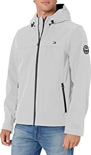Men's Lightweight Performance Softshell Hoody Jacket