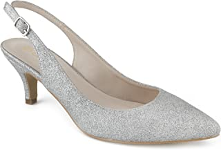 399939856610 Amazon.com  Silver - Pumps   Shoes  Clothing