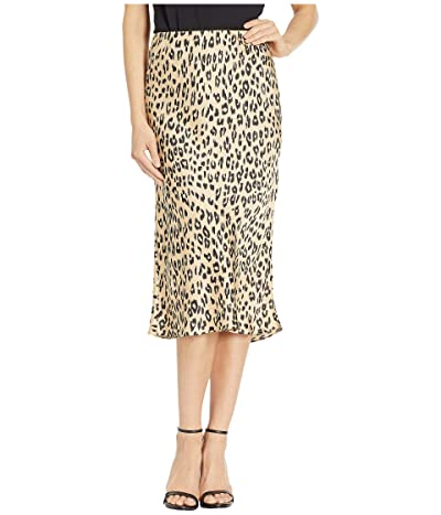 Bardot Mayah Skirt (Leopard) Women